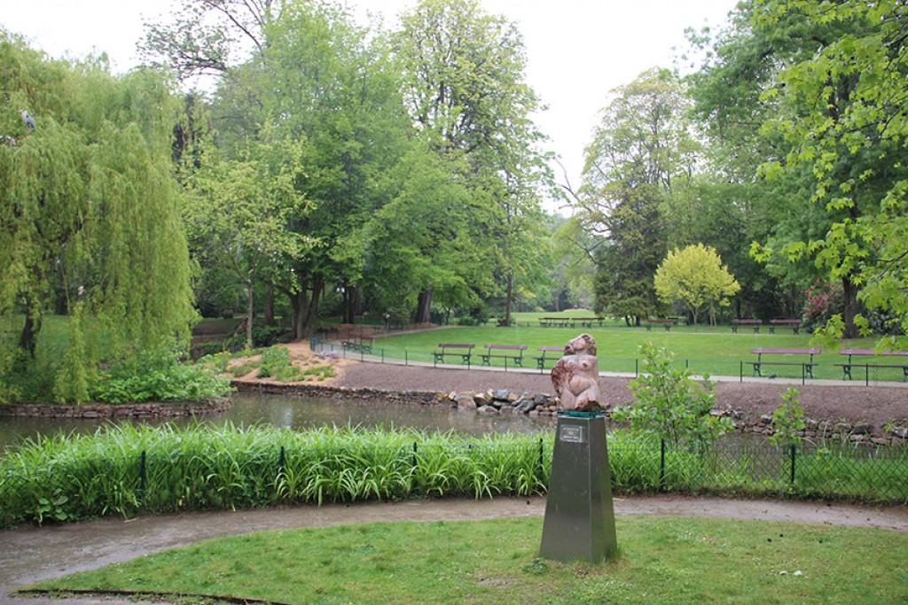 Parc du jardin des plantes le mans - Jardin des plantes aix les bains ...