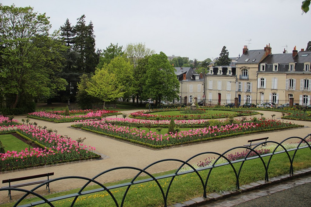 Sortir en famille au mans le jardin des plantes - Jardin des plantes aix les bains ...