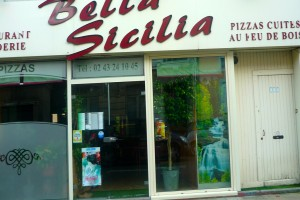 bella sicilia pizzeria le mans sarthe 72. Black Bedroom Furniture Sets. Home Design Ideas