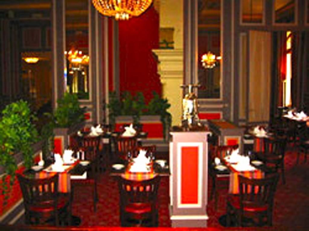 Amphitryon cuisine traditionnelle le mans restaurant - Cuisine centrale le mans ...