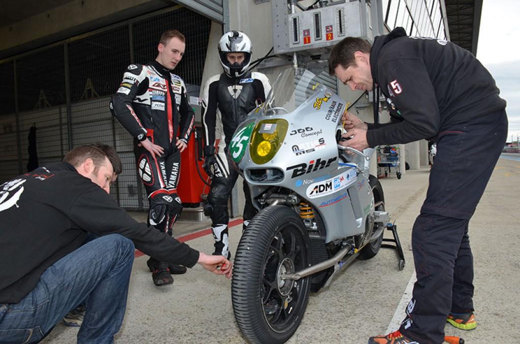 Nouvelle donne pour les 24 Heures Motos