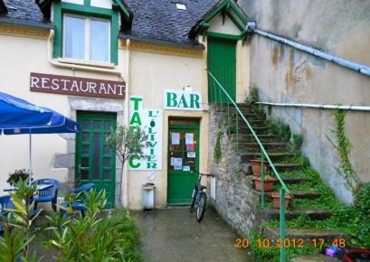 Restaurant L L Olivier La Ferte Saint Aubin