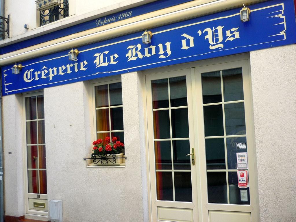 Le roy d 39 ys cr perie le mans sarthe 72 - Petit jardin restaurant luxembourg le mans ...