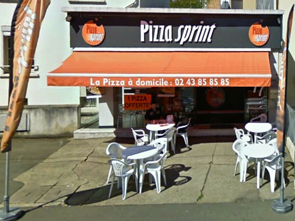 pizza sprint pizzeria le mans. Black Bedroom Furniture Sets. Home Design Ideas