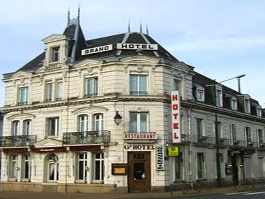 Le Grand Hotel Restaurant Traditionnel Le Mans Et En Sarthe