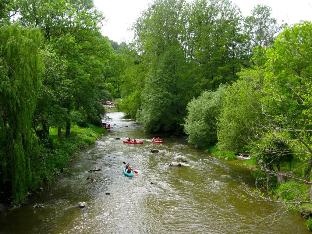 Alpes Mancelles Aventures Cano u00eb kayak Voile Le Mans Sarthe # Canoe Saint Leonard Des Bois