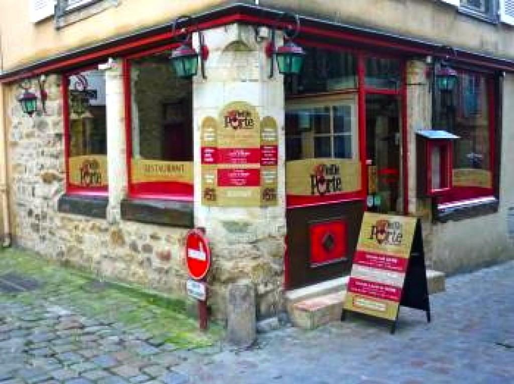 la vieille porte restaurant traditionnel le mans et en sarthe
