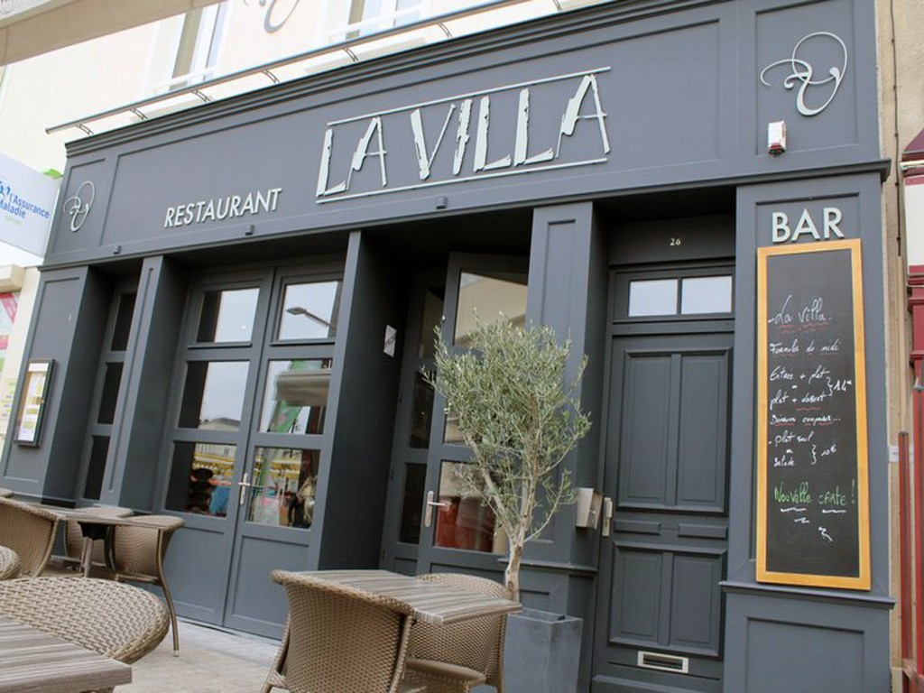 la villa cuisine traditionnelle le mans restaurant traditionnel le mans et en sarthe. Black Bedroom Furniture Sets. Home Design Ideas