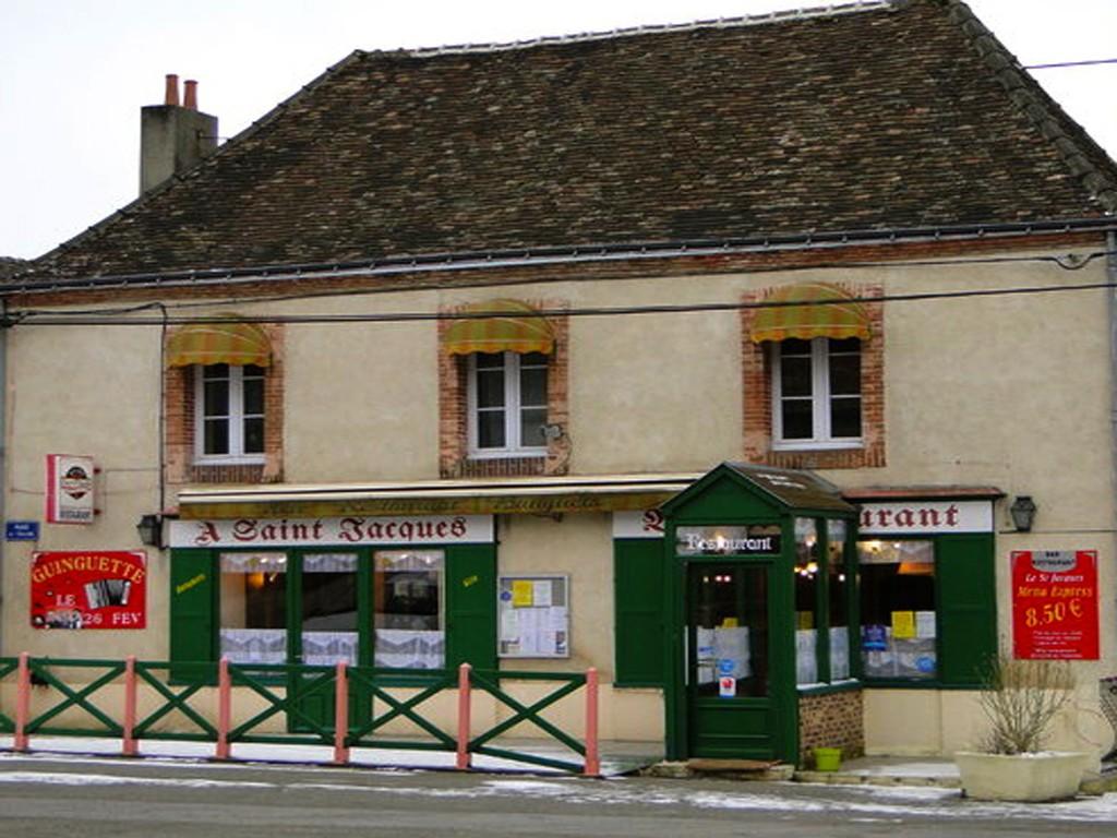 Restaurant La Bosse  Menu