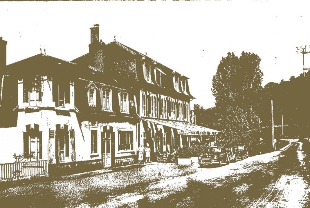 Nostalgie  Photos du TouringHôtel à SaintLéonarddesBois